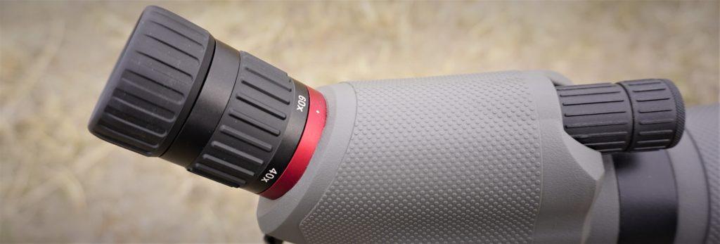 Bushnell Nitro 65mm Spotting Scope
