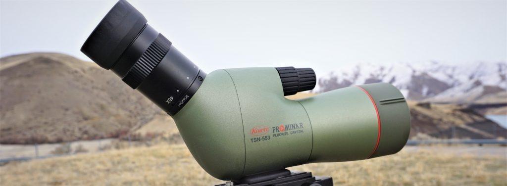 Kowa TSN 553 Compact Spotting Scope