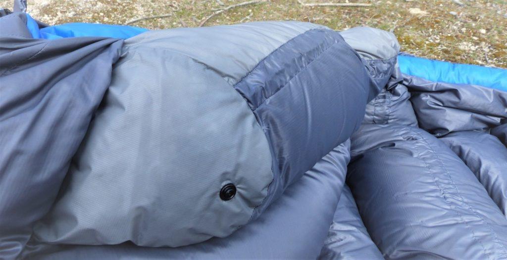 Feathered Friends Raven ul 10 ultralight sleeping bag