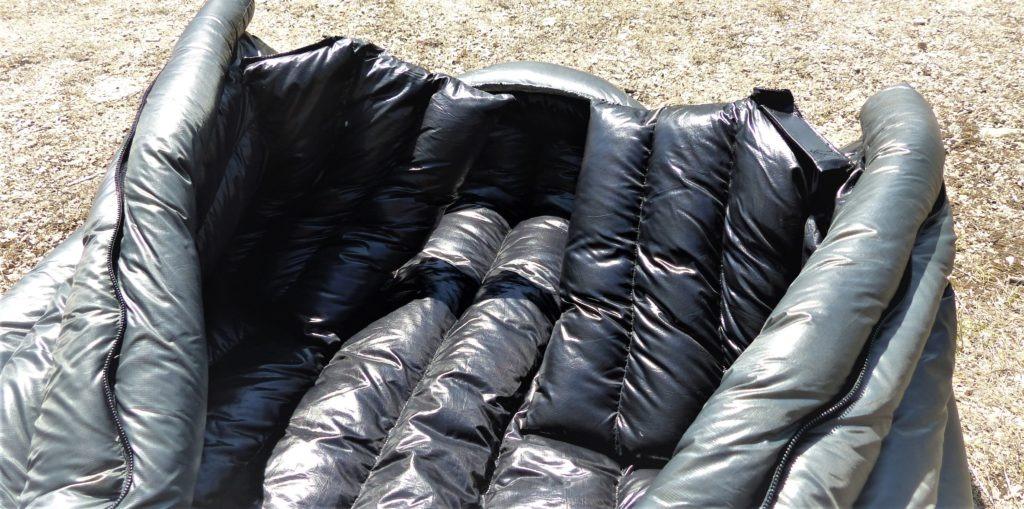 Outdoor Vitals Summit ultralight sleeping bag