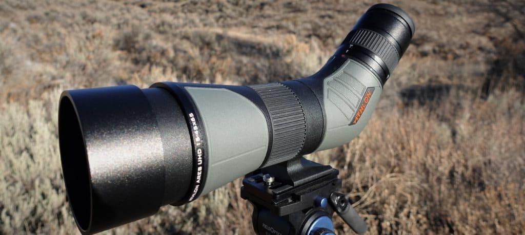 Athlon Ares UHD 15-45x65 Spotting Scope