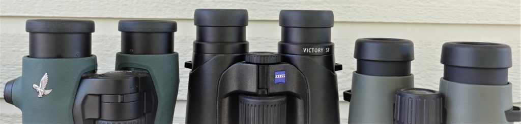 Swarovski NL Pure vs Zeiss Victory SF vs Leica Noctivid