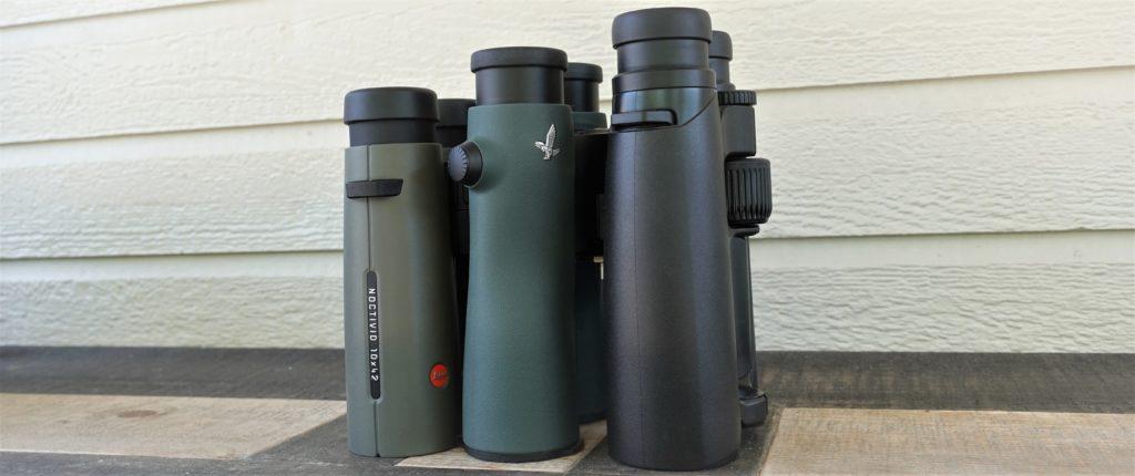 Swarovski NL Pure vs Zeiss Victory SF vs Leica Noctivid Best Binoculars in the world