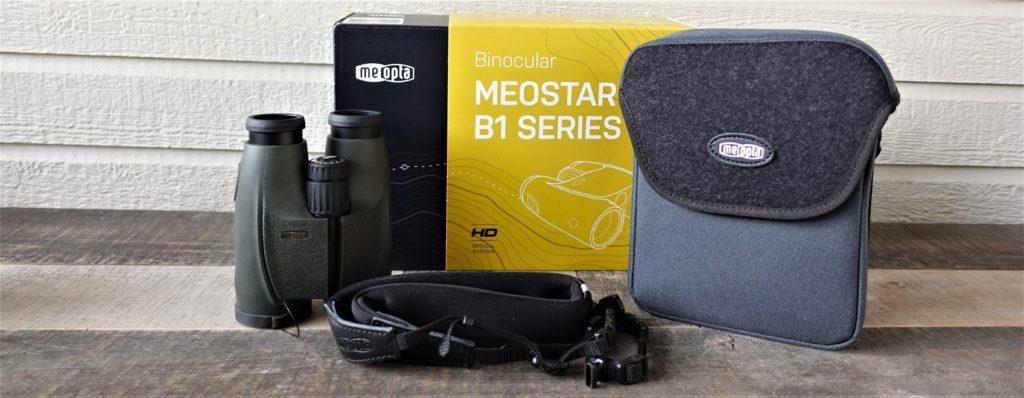 Meopta Meostar B1 Plus HD Binoculars