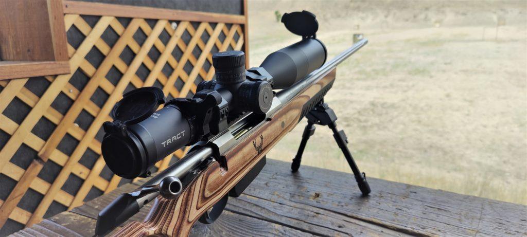 Tract Toric 5-20x50 Rifle Scope