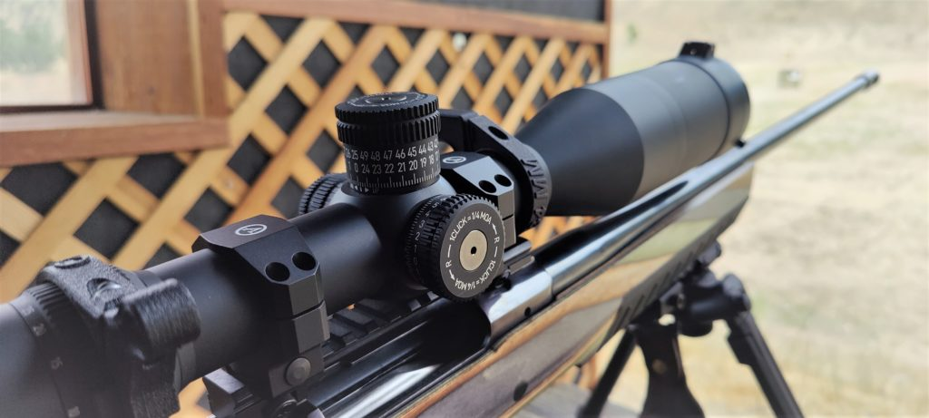 Athlon Cronus BTR Gen 2 Rifle Scope