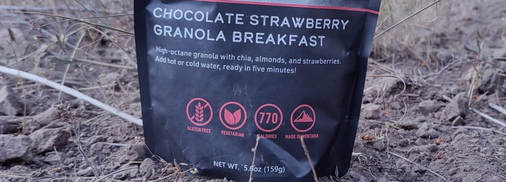 Chocolate Strawberry Alpen Fuel Granola Reviews