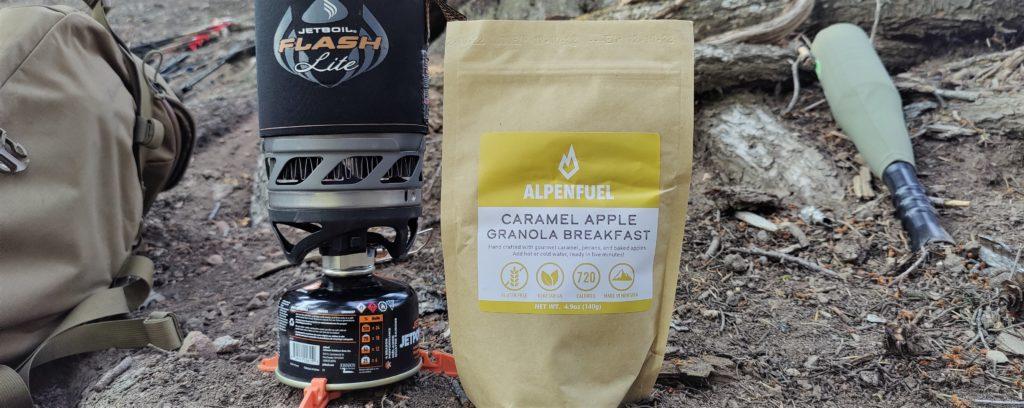 Caramel Apple Alpen Fuel Granola Reviews